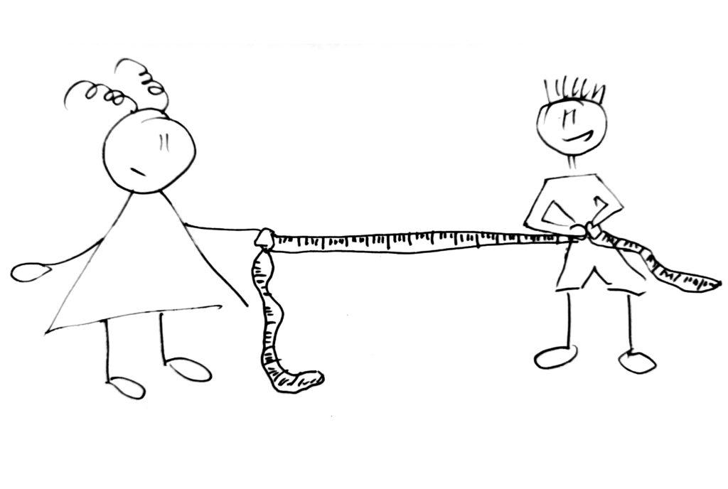 Близость и дистанция в отношениях