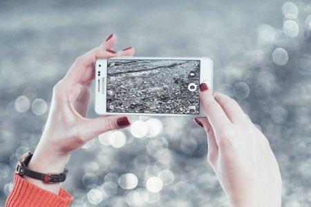 фотография на телефон